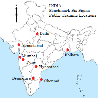 Operations Across India