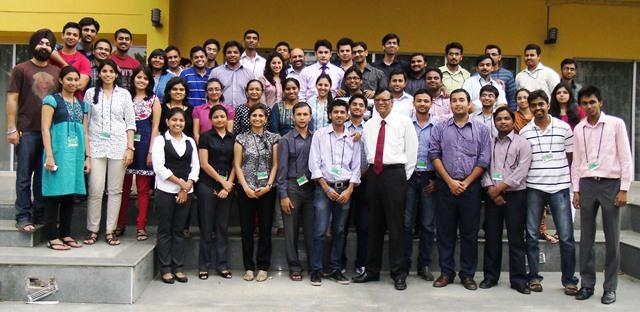 Bangalore GB Student Batch, 2012