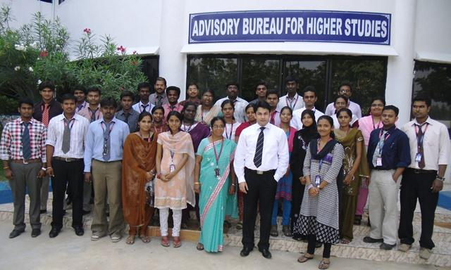 Chennai GB Student Batch 1, 2012