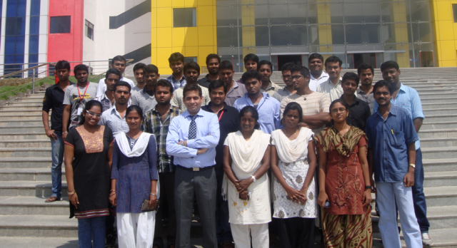 Chennai GB Student Batch 2, 2012