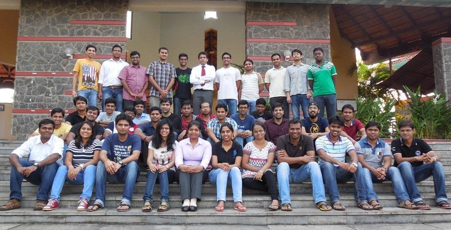 Chennai GB Student Batch, 2013
