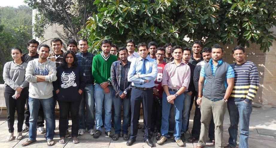Delhi GB Student Batch 2, 2013