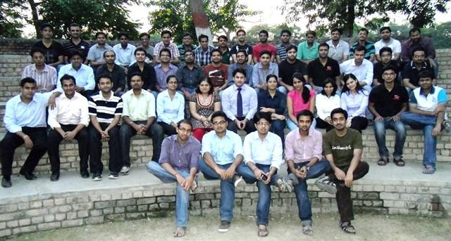 Delhi GB Student Batch, 2012