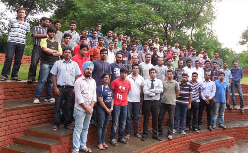 Delhi GB Student Batch, 2013