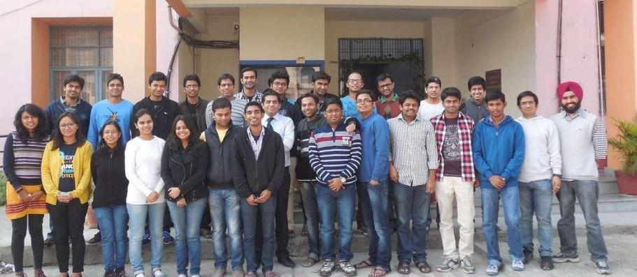 Delhi GB Student Batch 3, 2013