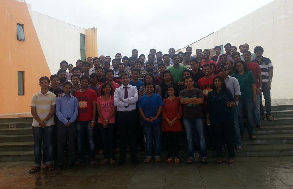 Goa GB Student Batch, 2013