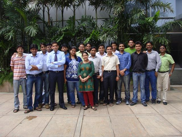 Mumbai GB Student Batch 2, 2012