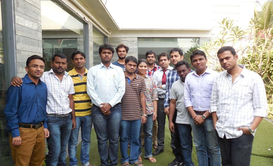 Mumbai GB Student Batch 2, 2014