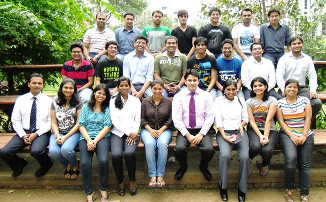 Mumbai GB Student Batch, 2012