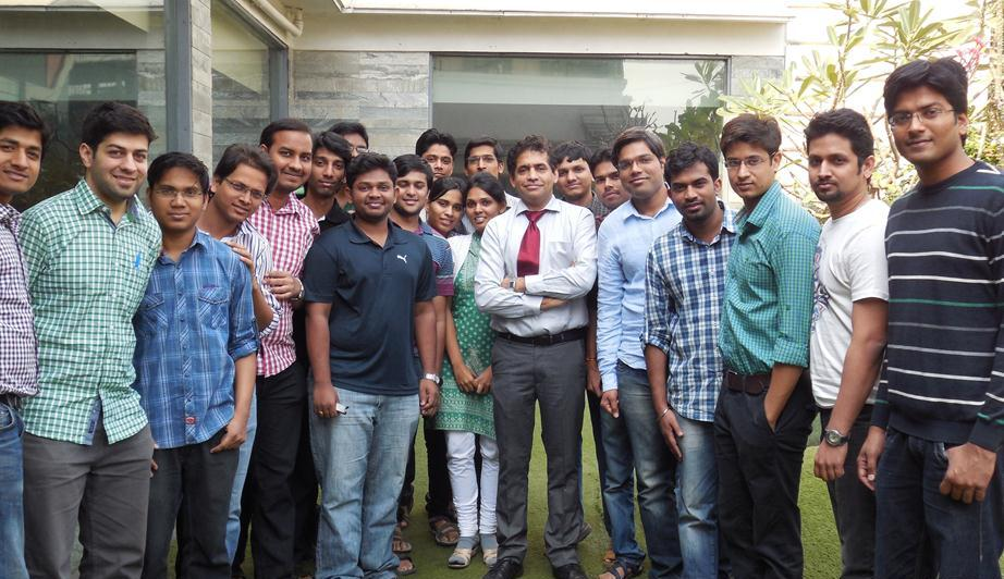 Mumbai GB Student Batch, 2014