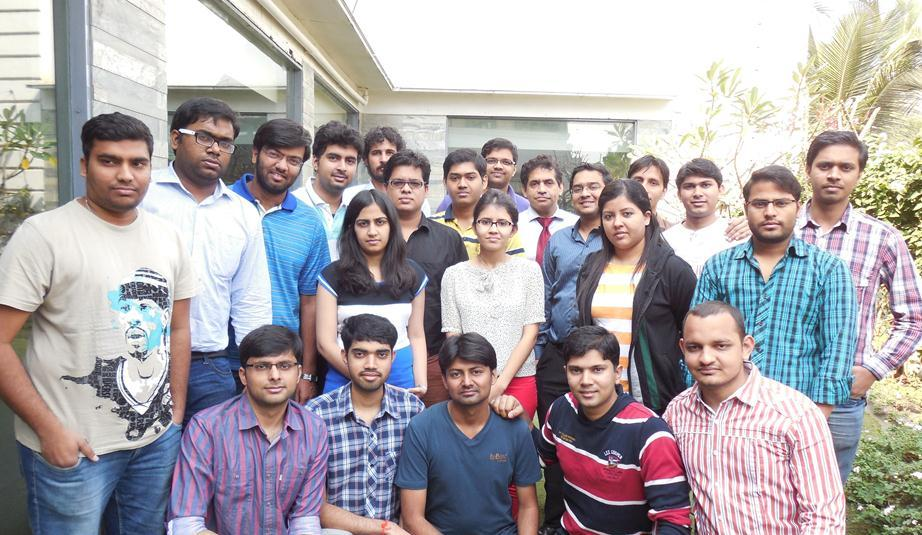 CMumbai GB Student Batch 4,  2014