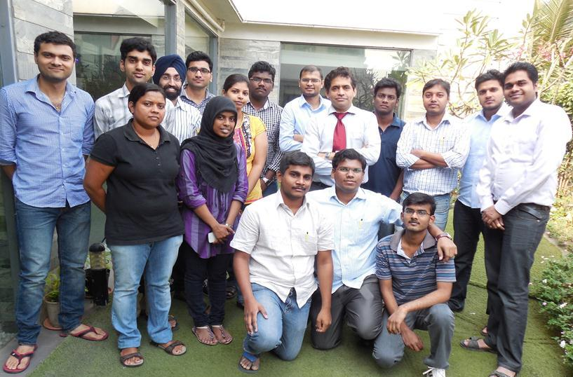 Mumbai GB Student Batch 5, 2014