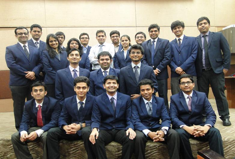 Mumbai GB Student Batch 6, 2014