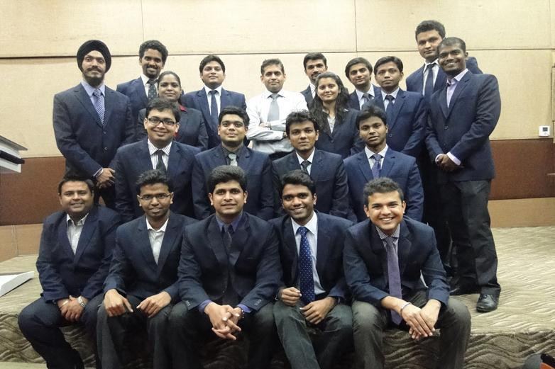Mumbai GB Student Batch 7, 2014