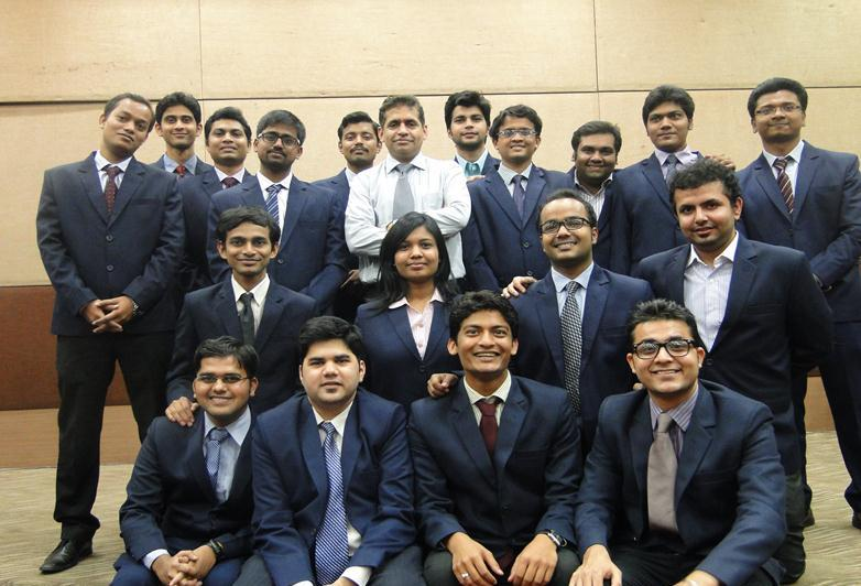 Mumbai GB Student Batch 8, 2014
