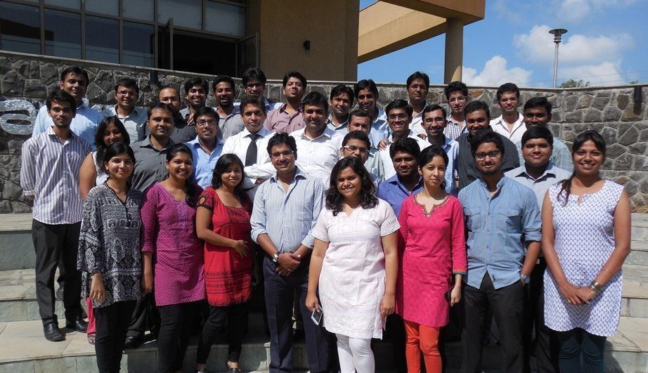 Pune GB Student Batch 2, 2013