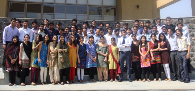 Pune GB Student Batch, 2012