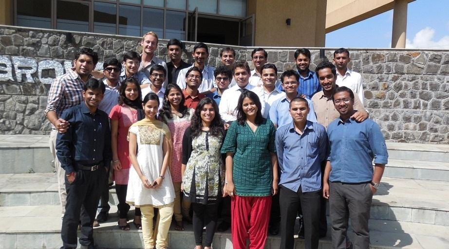Pune GB Student Batch, 2013