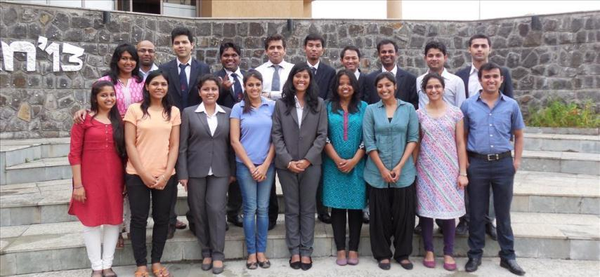 Pune GB Student Batch 3, 2013