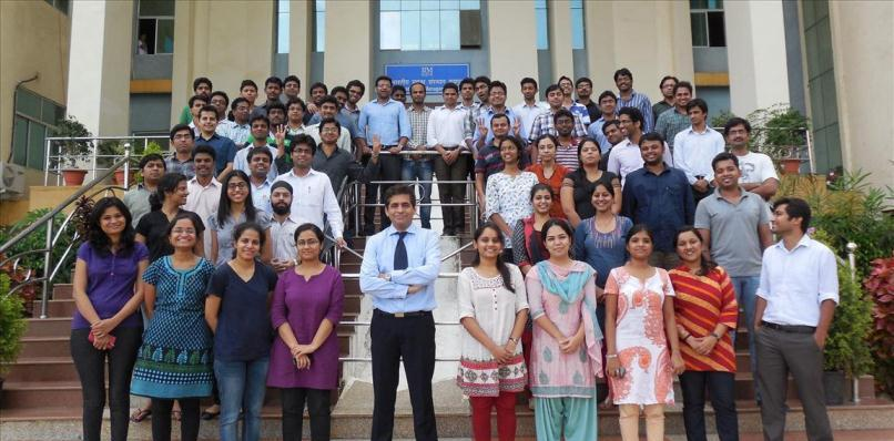 Raipur GB Student Batch, 2013