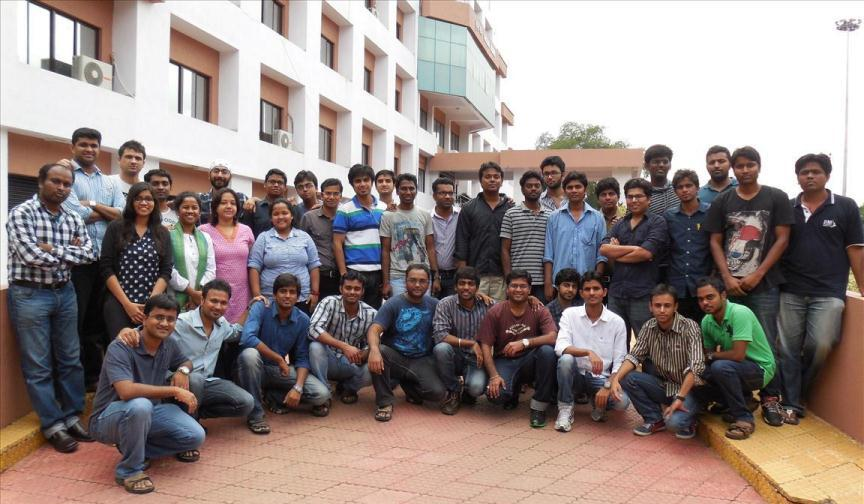 Ranchi GB Student Batch, 2013